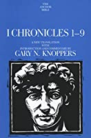 I Chronicles 1-9 (The Anchor Yale Bible Commentaries)