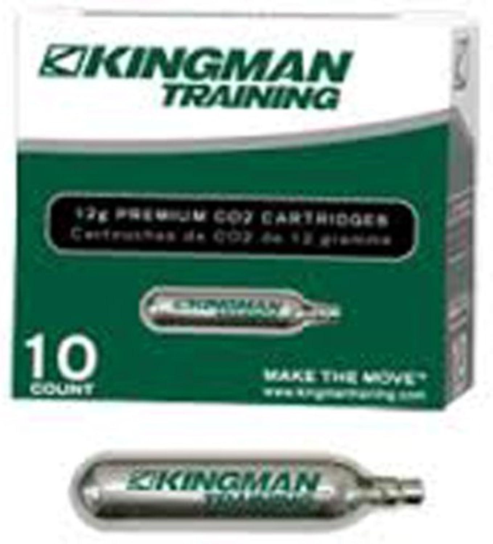 Kingman Training 12g CO2 Cartridges  by Kingman