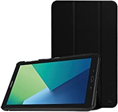 Fintie Slim Case for Samsung Galaxy Tab A 10.1 with S Pen 2016 - Ultra Lightweight Protective Stand Cover with Auto Sleep/Wake for Galaxy Tab A with S Pen 10.1 inch (SM-P580/ SM-P585), Black