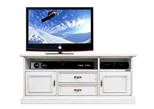 Arteferretto Meuble TV 130 cm pour Barre de Son