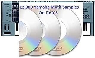 samples motif xs