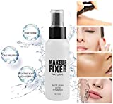 GHSY 30/60/ 100ML Beauty Cosmetic Makeup Setting Spray Matte Oil-Control Natural Moisturizing Summer Use Make Up Fixer Spray (100ML)