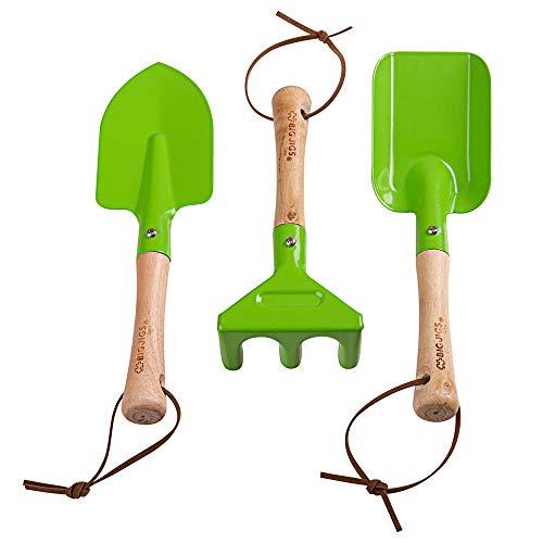 Bigjigs Toys Outils de jardin pour enfants | Accessoires de jardin