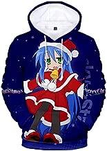 Christmas 3D digital printed hoodie