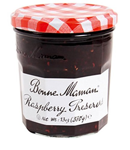 Bonne Maman Preserves ~ Raspberry ~ 13 oz jar