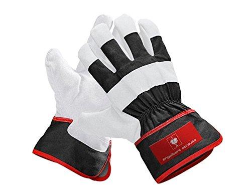engelbert strauss Unisex Kinder-Mikrofaserhandschuhe Handschuh, Grau, 14 cm