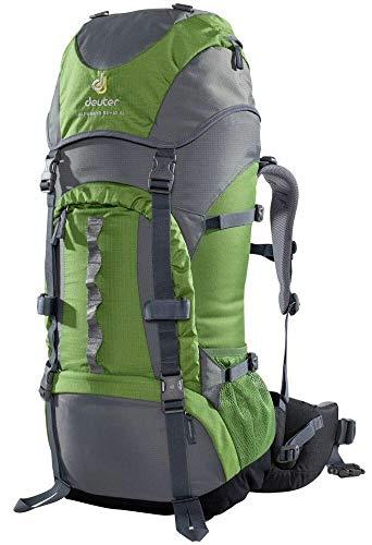 DEUTER Alpamayo 50+10 SL Touren-Damenrucksack (Farbe: 900 Emerald/Titan)