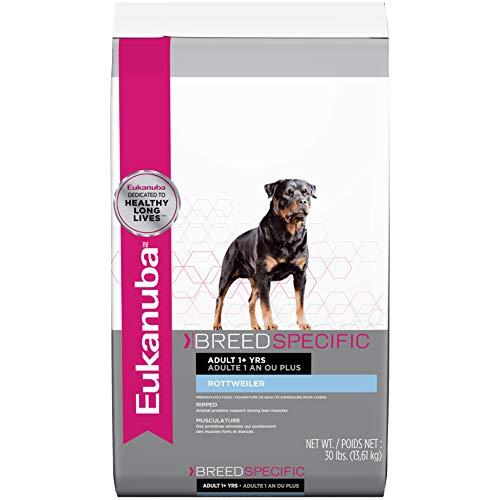 Alimento seco específico para Perros de la Raza EUKANUBA