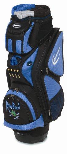 Burton Golf Cruzer Trolley-/Cart-Bag, blau/schwarz