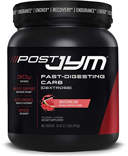 JYM Supplement Science Post JYM Fast-Digesting Carb 30 Servings Watermelon