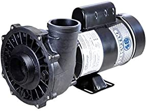 4.5HP 230V 2-Speed Waterway Spa Pump Side Discharge | 48 Frame Executive | 3421821-1A