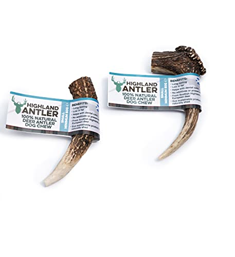 Antler Antos Dog Chews Small x 2 - Value Pack - Save!