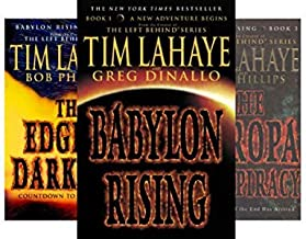 BABYLON RISING 4-book Series -- Babylon Rising / The Secret on Ararat / The Europa Conspiracy / The Edge of Darkness