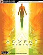 Advent Rising Official Strategy Guide de BradyGames