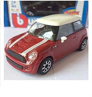 Bburago Mini Cooper S Car Diecast Metal Model