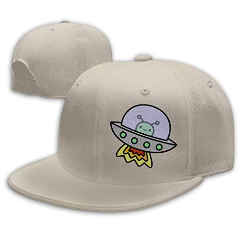 Yuanmeiju Teens Baseball Cap Nette Alien Mode Einstellbar für Männer Frauen Hip Hop Sport Hüte