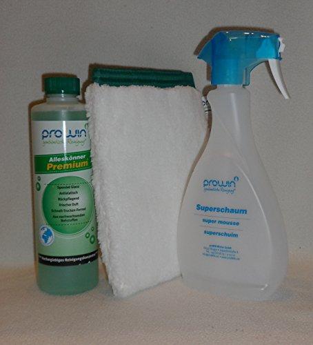 ProWin Alleskönner Premium 500 ml & Handschuh+Superschaumflasche