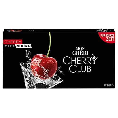 Mon Cheri Cherry Club Vodka Kirschen mit einem Hauch von Vodka157g