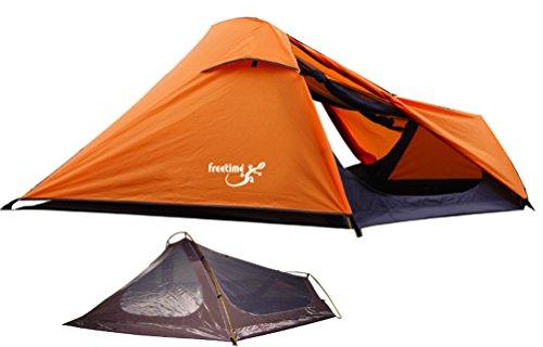 Freetime Mountain 2 DLX-Tente légére 2 kg-tentes Montagne 2p