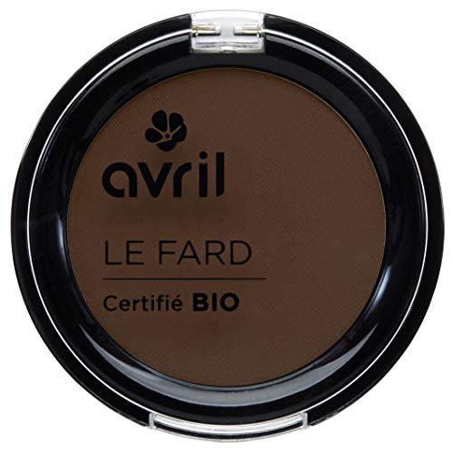 Avril Fard à Paupières Certifié Bio Terre Mat 2,5 g