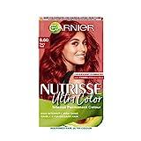 Garnier Nutrisse Ultra Colour Permanent Red Hair Dye, Vibrant...