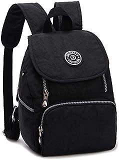 Echofun Nylon Mini Casual Waterproof Backpack Shoulderbag Rucksack Travel Bag Daypack for Girls Womens