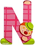 JANOD - Lettre Clown N