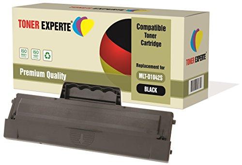 TONER EXPERTE Compatible MLT-D1042S Cartucho de Tóner Láser para Samsung ML-1660, ML-1665, ML-1670, ML-1675, ML-1860, ML-1865, ML-1865W, SCX-3200, SCX-3201, SCX-3205, SCX-3205W, ML-1661, ML-1666