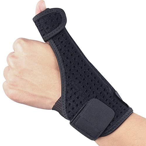 YOUTHLIKEWATER Polssteun 1 Paar Pols Duim Hand Splint Ondersteuning Brace Stabiliser Artritis Handschoen Duimen Polsbeschermer
