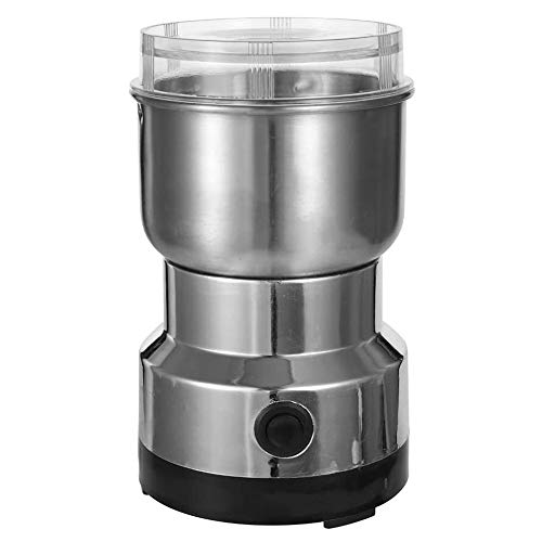 Multifunction Smash Machine, Electric Grain Grinder Mill with High Power Motor Rapid Grinding Ultra Fine, for Cereal Spice Herb Beans Pet Food