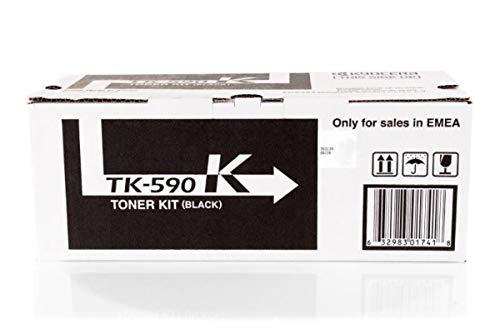 Kyocera FS-C 5250 DN (TK-590 K / 1T02KV0NL0) - origineel - toner zwart - 7.000 pagina's