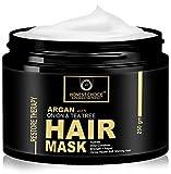 HONEST CHOICE Hair Mask 250gm With Argan, Onion and Tea Tree |Reduce Hair