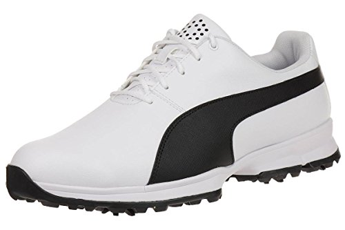 Puma Golf Grip Cleated Men Golfschuhe Golf 188662 01 white