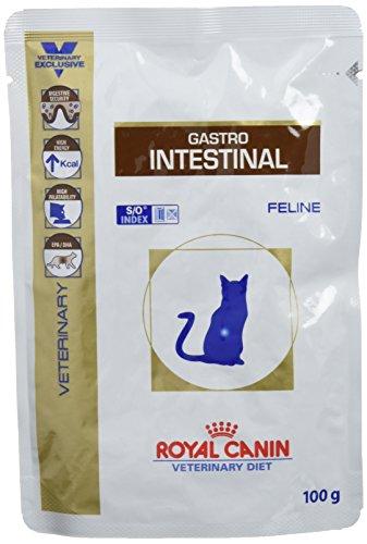 Royal Vet Feline Gastro Intestinal Caja 12X100Gr