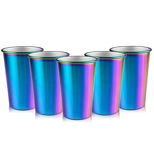 Copa Taza de café Rainbow Party Cup...