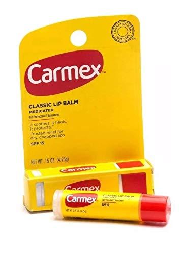 Carmex Classic Lip Balm 4,25g Spf15 Original Pronta Entrega