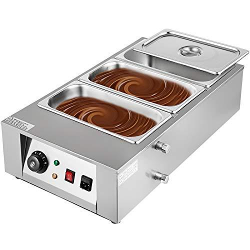 Happybuy 1000W Electric Chocolate Melting Pot Machine