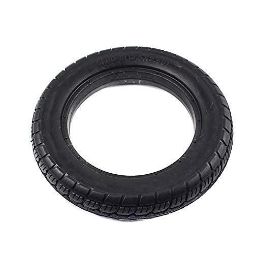 HUAQINEI Neumáticos de Scooter eléctrico, 3.00-8 (12.5X2.50) Los neumáticos elásticos sólidos no inflables para vehículos eléctricos Son adecuados para un Ancho de Ranura de Anillo de 30-35 mm