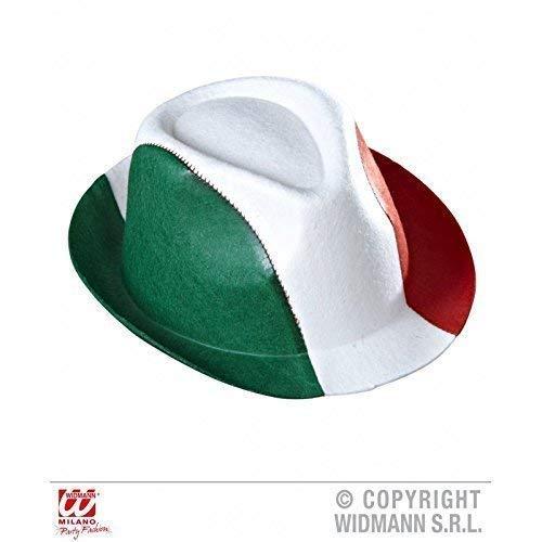 Lively Moments Ska Hut Italien/Fedora/Trilby Hut/Kopfbedeckung/Kostümzubehör/Italienhut