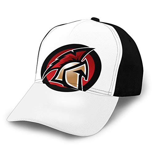 N/ Sparta Spartan Helmet Cap Baseball Hat Classic Black