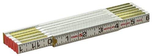 Stabila 80010 Folding Ruler - Modular Scale
