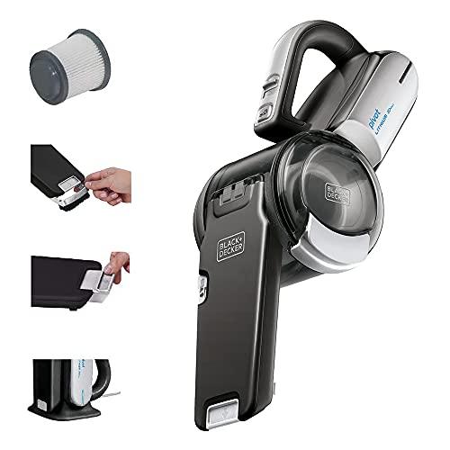 BLACK+DECKER 20V Max Handheld Vacuum, Cordless,...