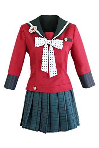 Killing Harmony Harukawa Maki Cosplay kostuum Matroos Kostuum DAMES XL
