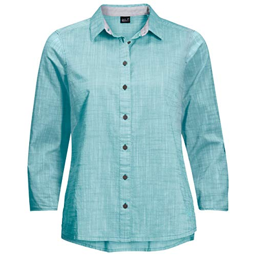 Jack Wolfskin Emerald Lake Shirt voor dames, W blouse