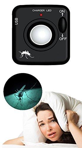 Gardigo Mobiler Stechmückenvertreiber, Insektenschutz, Mückenschutz