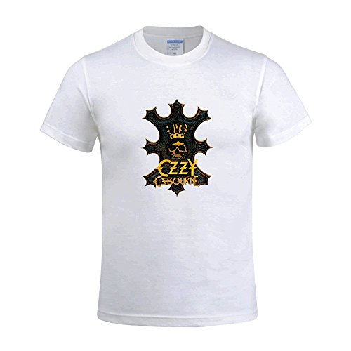 Gerlernt Ozzy Osbourne Memoirs of A Madman Mens T Shirts Design O Neck