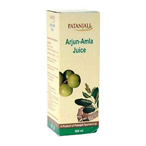 Patanjali Ayurveda Arjun-Amla Juice 500 ml (Pack of 1)