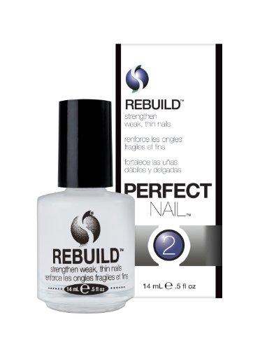 Seche Rebuild Perfect Nail, nährt und regeneriert Nägel für schönes & gesundes Aussehen, 14 ml