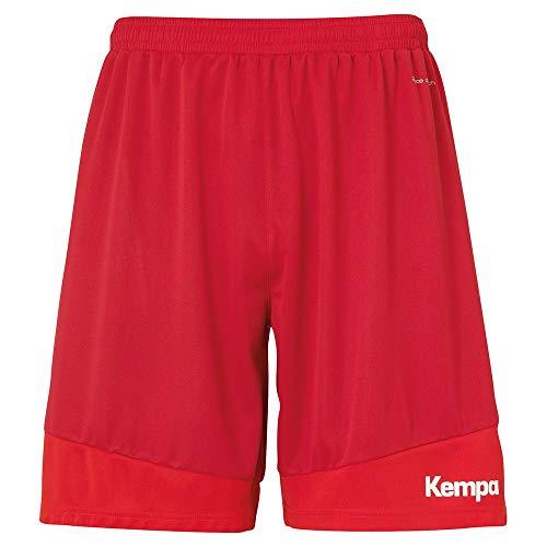Kempa Herren Emotion 2.0 Shorts, chilirot/Rot, XXL