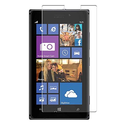 Vaxson 4-Pack TPU Pellicola Protettiva, compatibile con NOKIA Lumia 925, Screen Protector Film [Non Vetro Temperato Cover Custodia ]